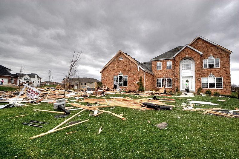 Storm Safety, Risk Management, Tornadoes, Damage