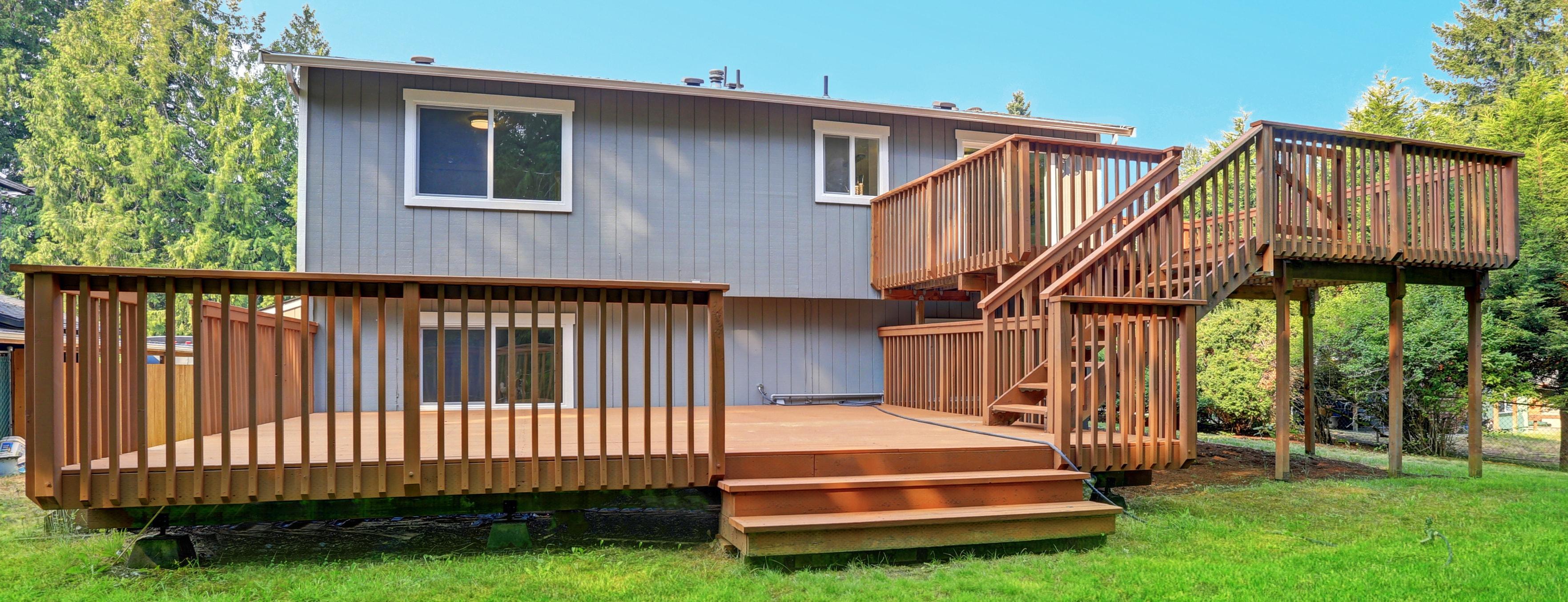 Deck, Home repairs, wood