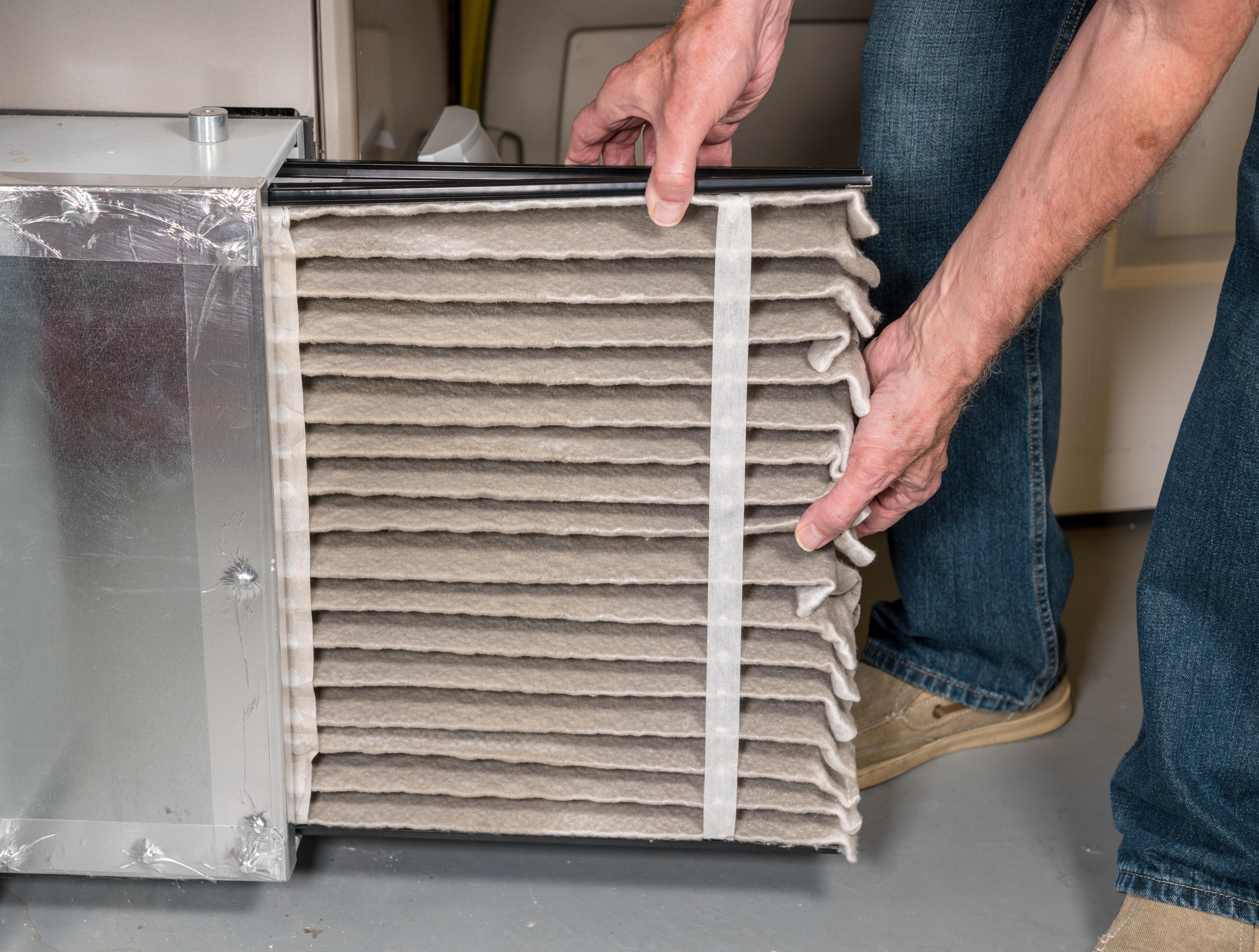Air Filter, Furnace, Home Maintanence