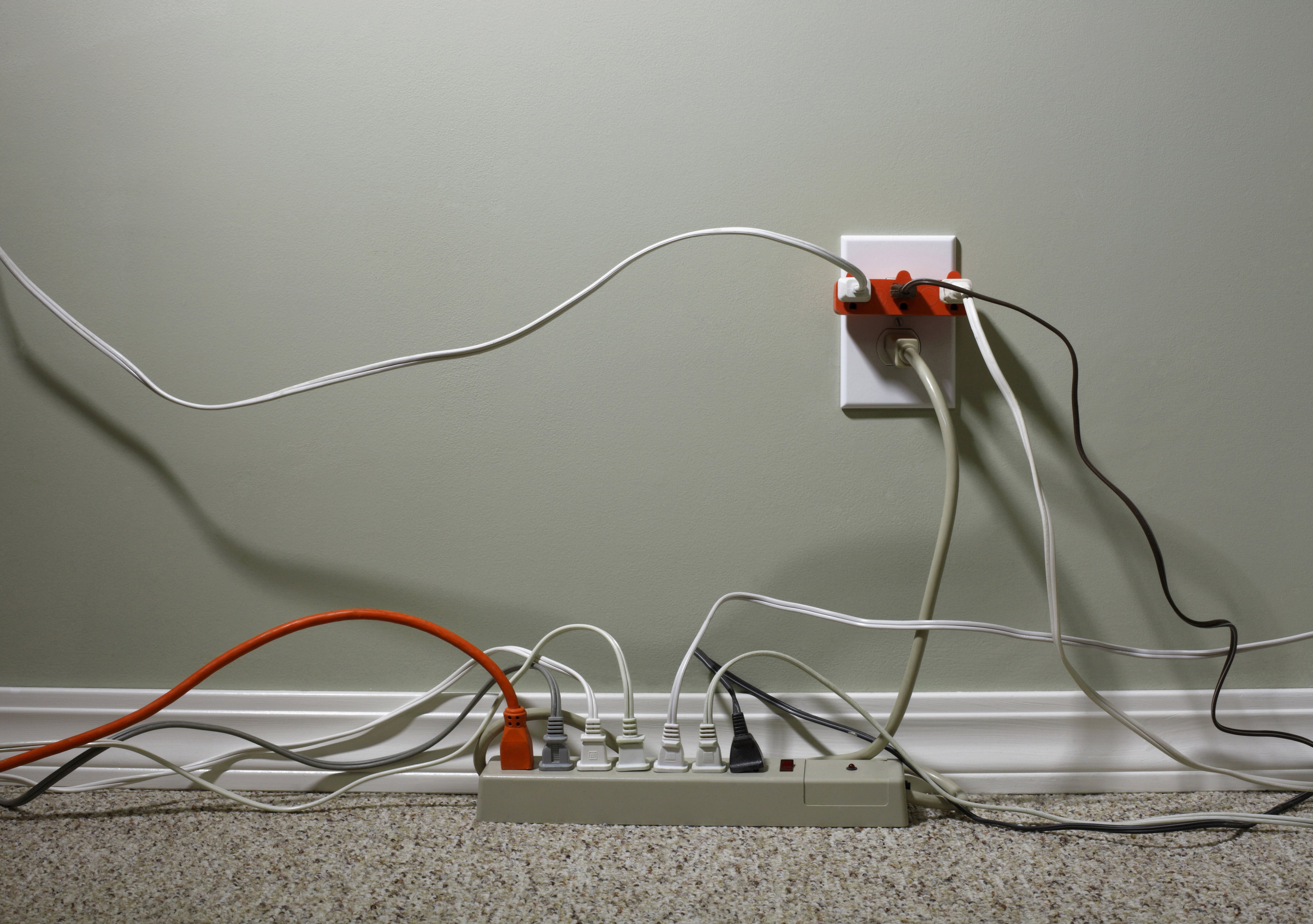 Extension Cords, Outlets