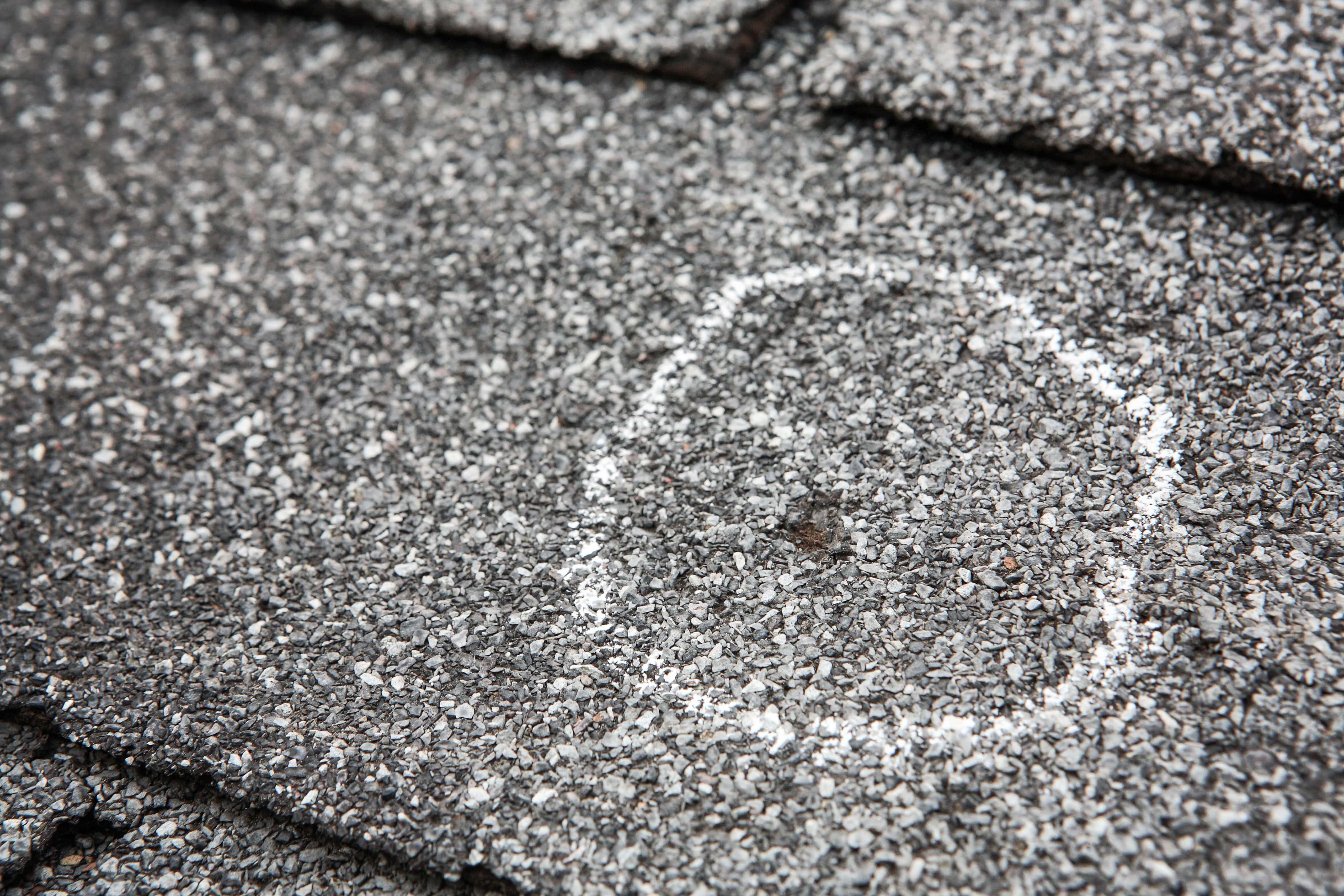 Hail Damage, Shingles, Roof, Roof Damage