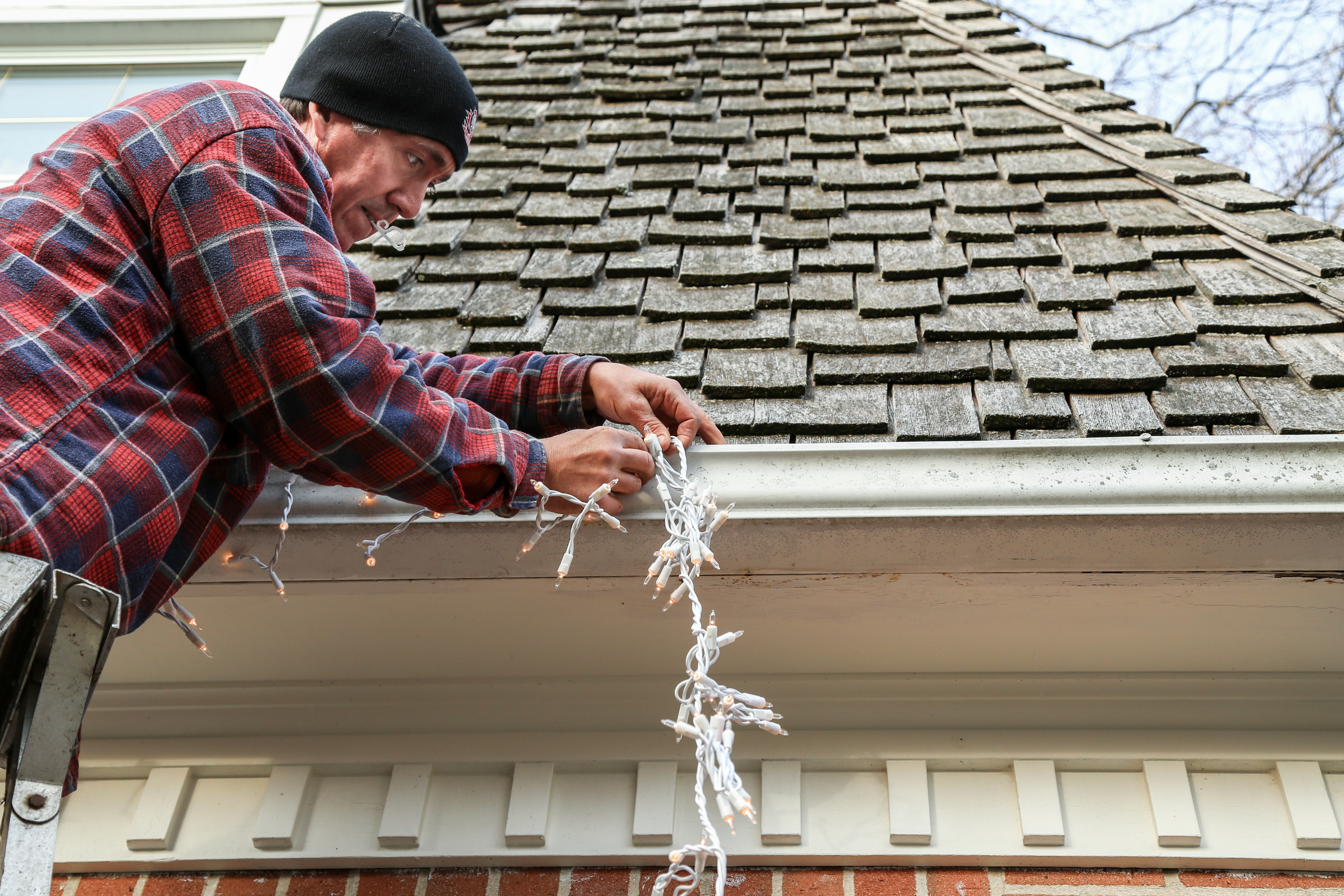 Holidays, Decorating, Ladder Safety, Fire Safety, Fire Prevention