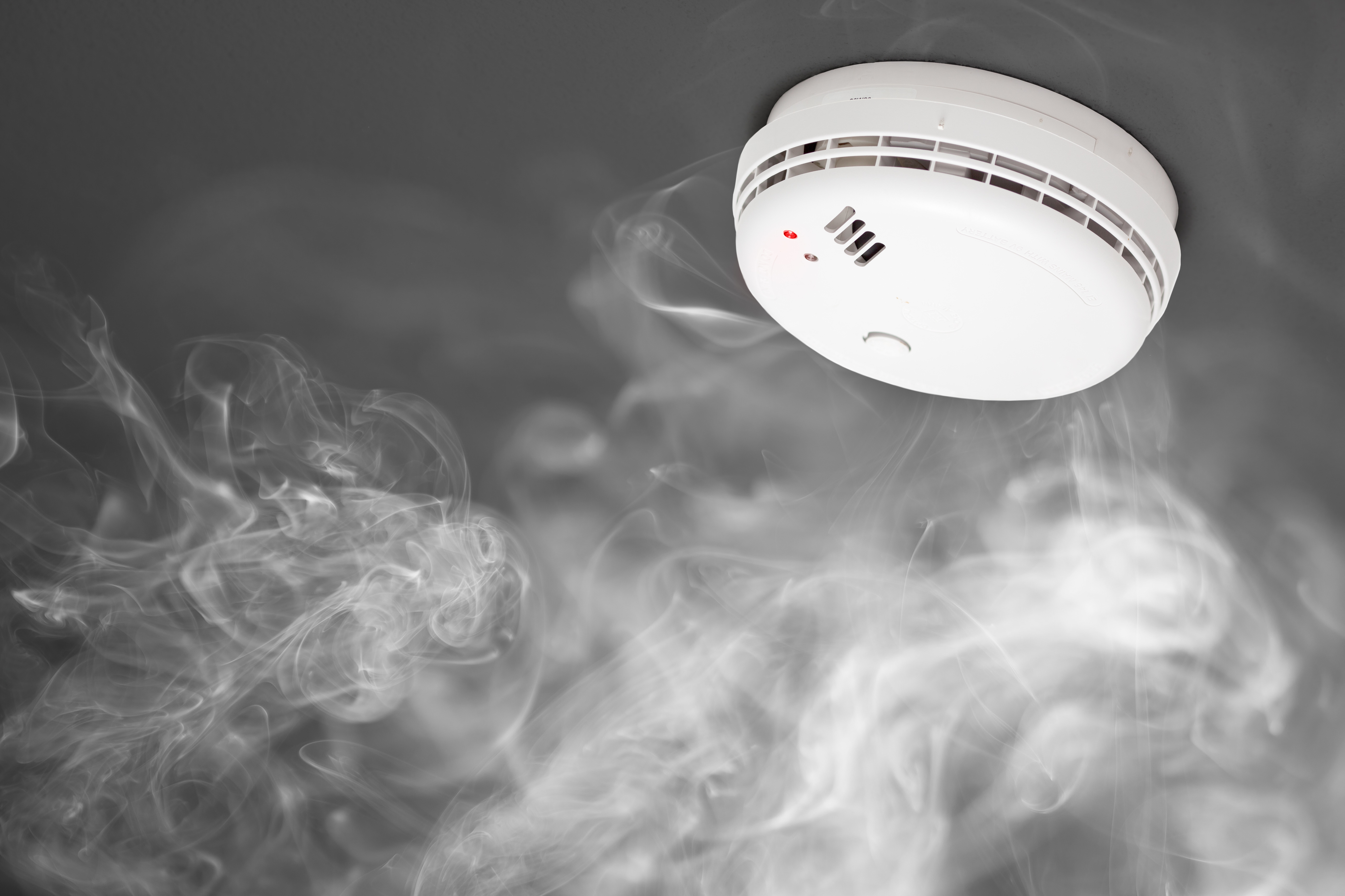 At Home, Fire Prevention, Fire Safety, Smoke Detectors