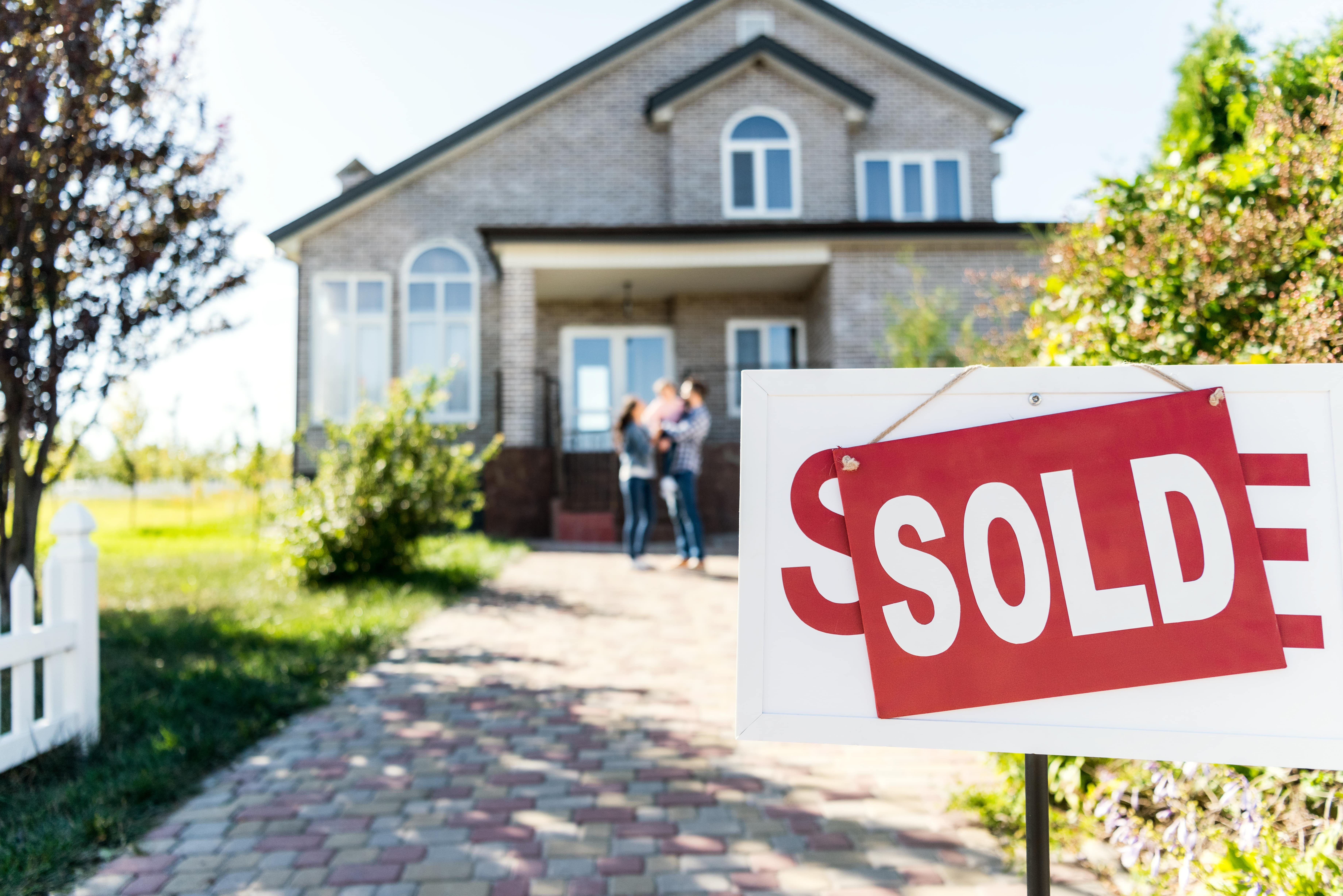Sold, Home Buying, House, First-Time Home Buyers
