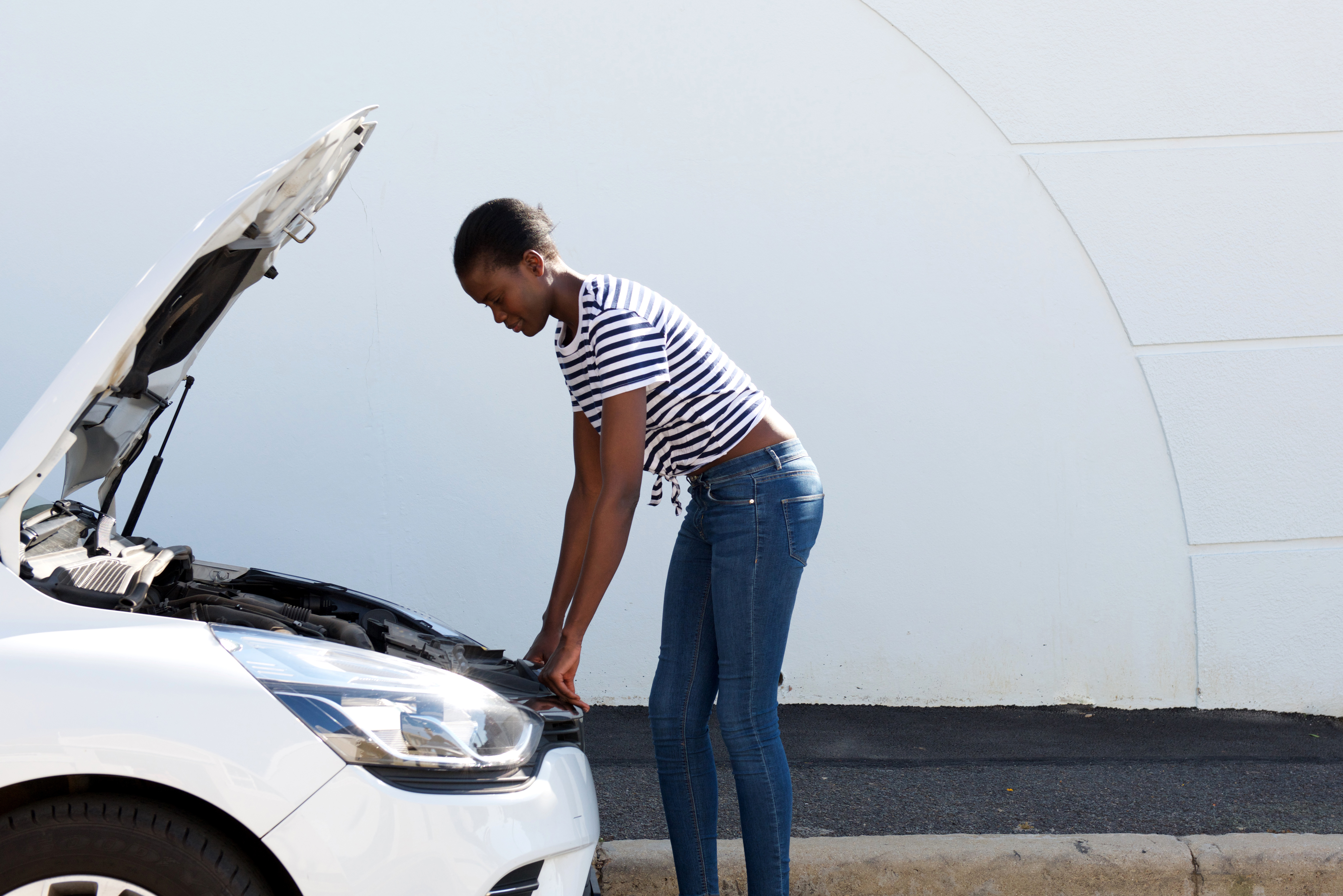 On the Road, Roadside Assistance, Car Trouble