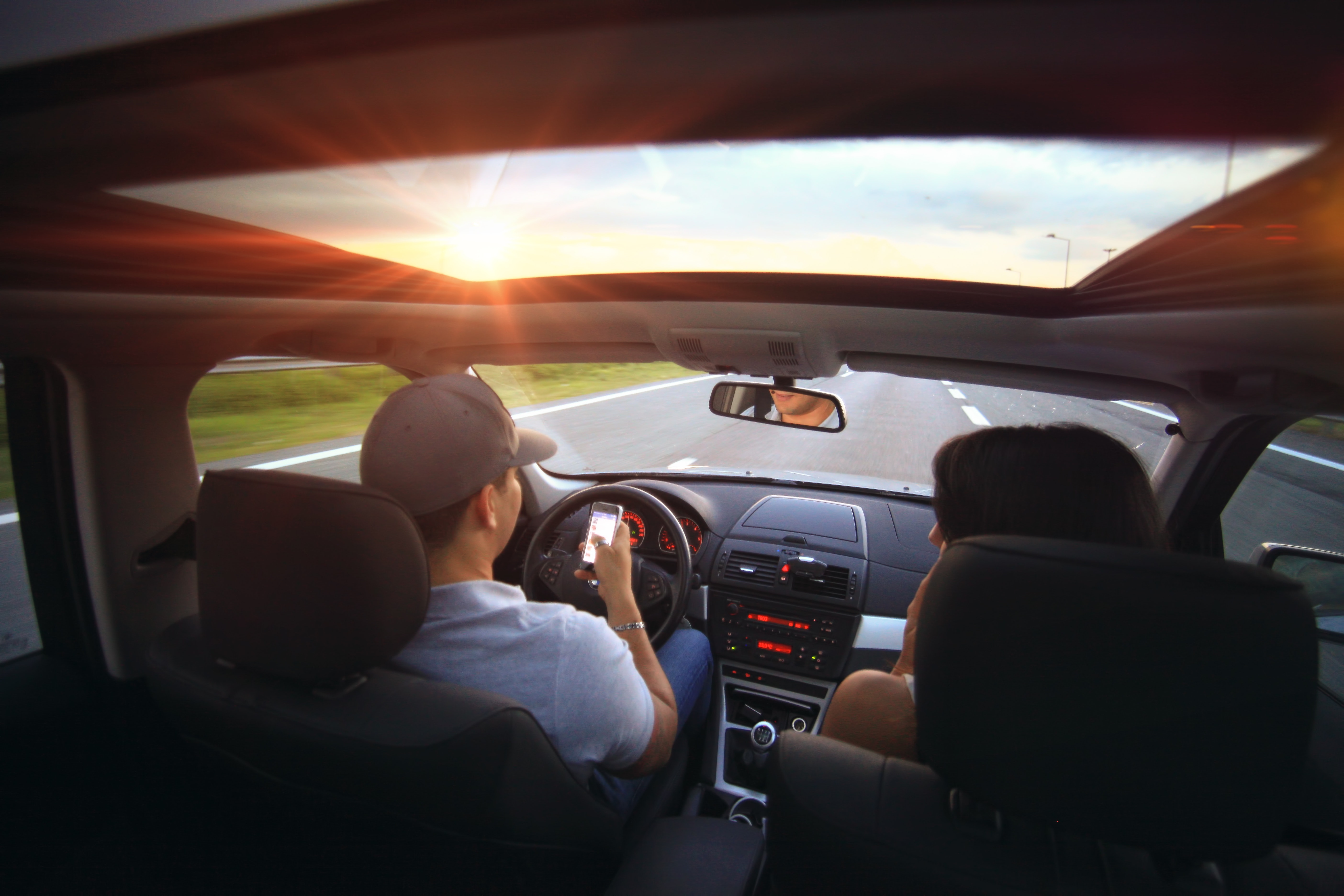 Driving Safety, Distracted Driving, Texting
