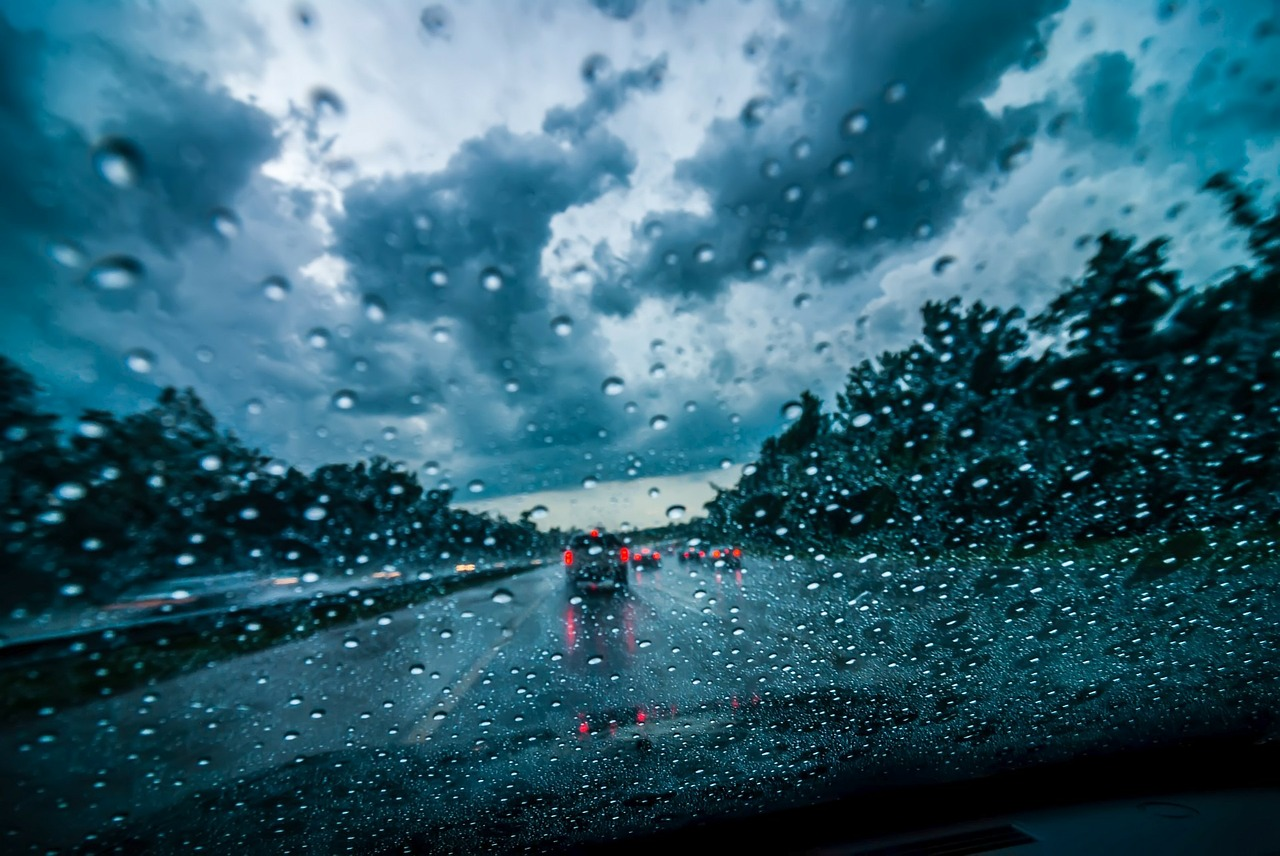 Severe Weather, Thunderstorms, Storm Approaching, Rain