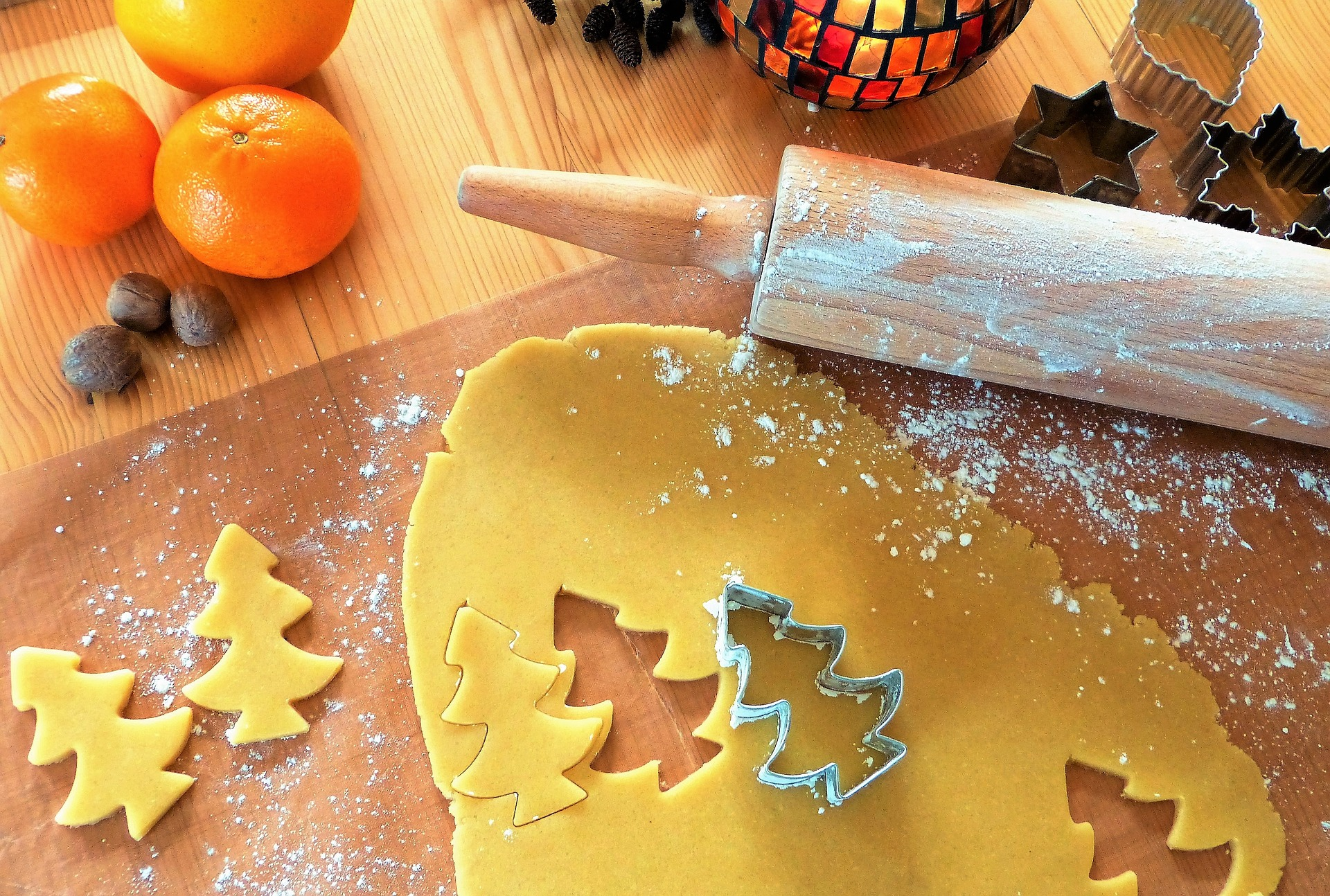 Baking, Cookie Cutters, Cooking Safety, Holidays