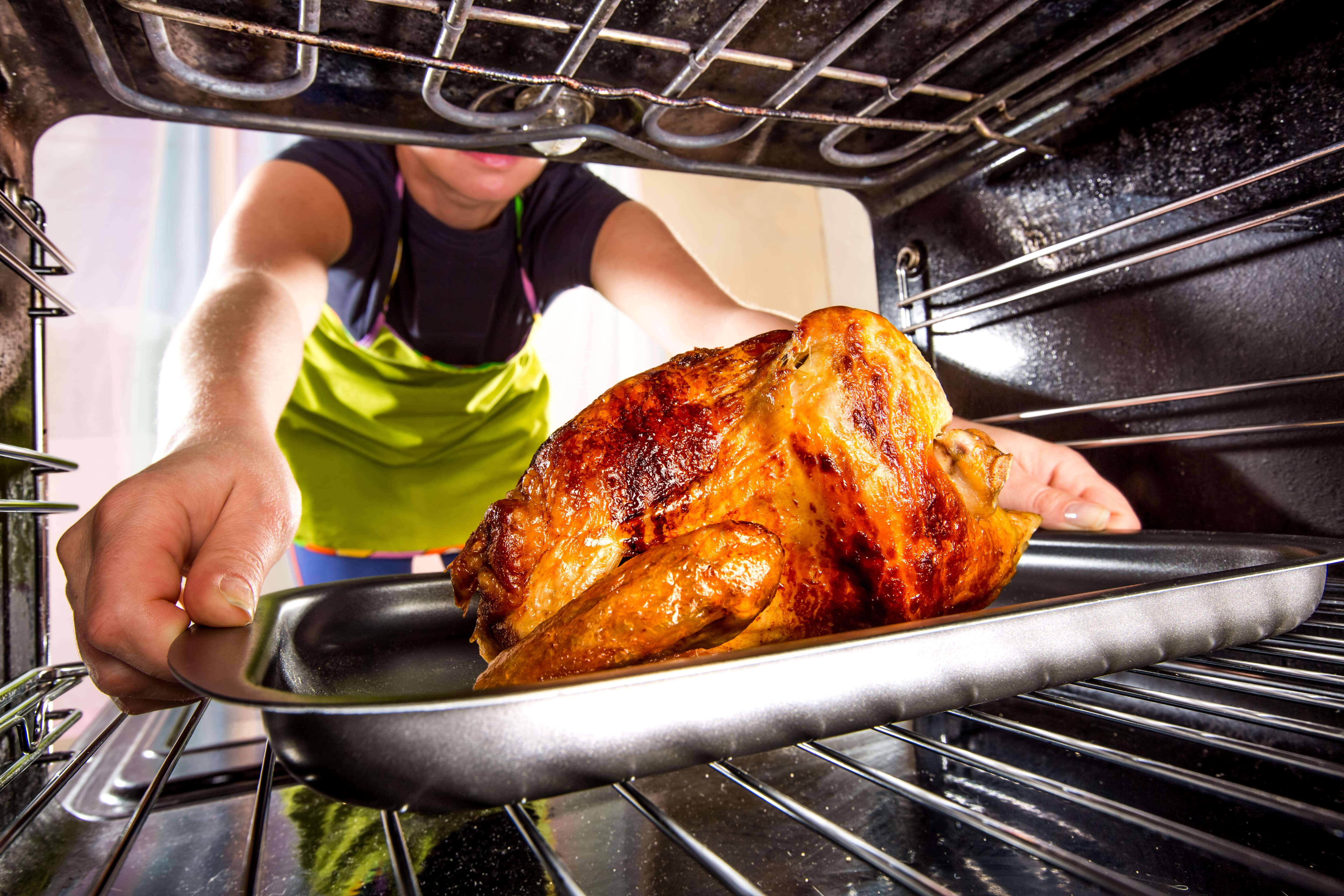 Cooking Safety, Hosting, Thanksgiving, Fall, Holidays, Fire Hazards, Oven, Turkey