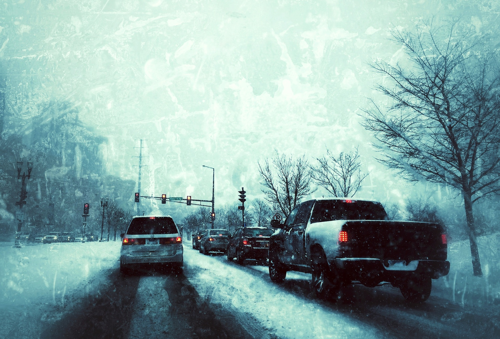 Winter, Snow, Driver Safety