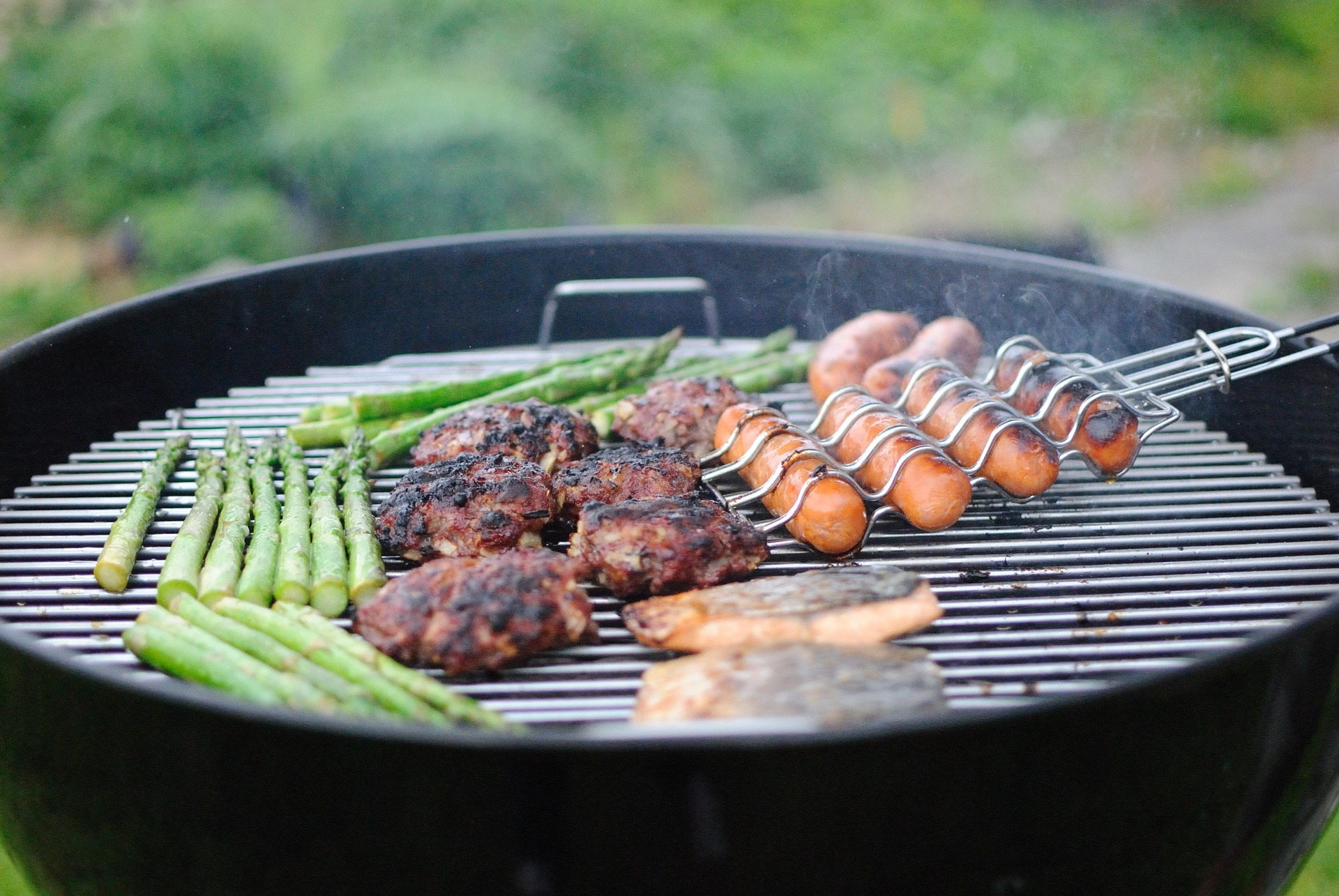 Grilling, Barbecue, Grill, Food, Summer