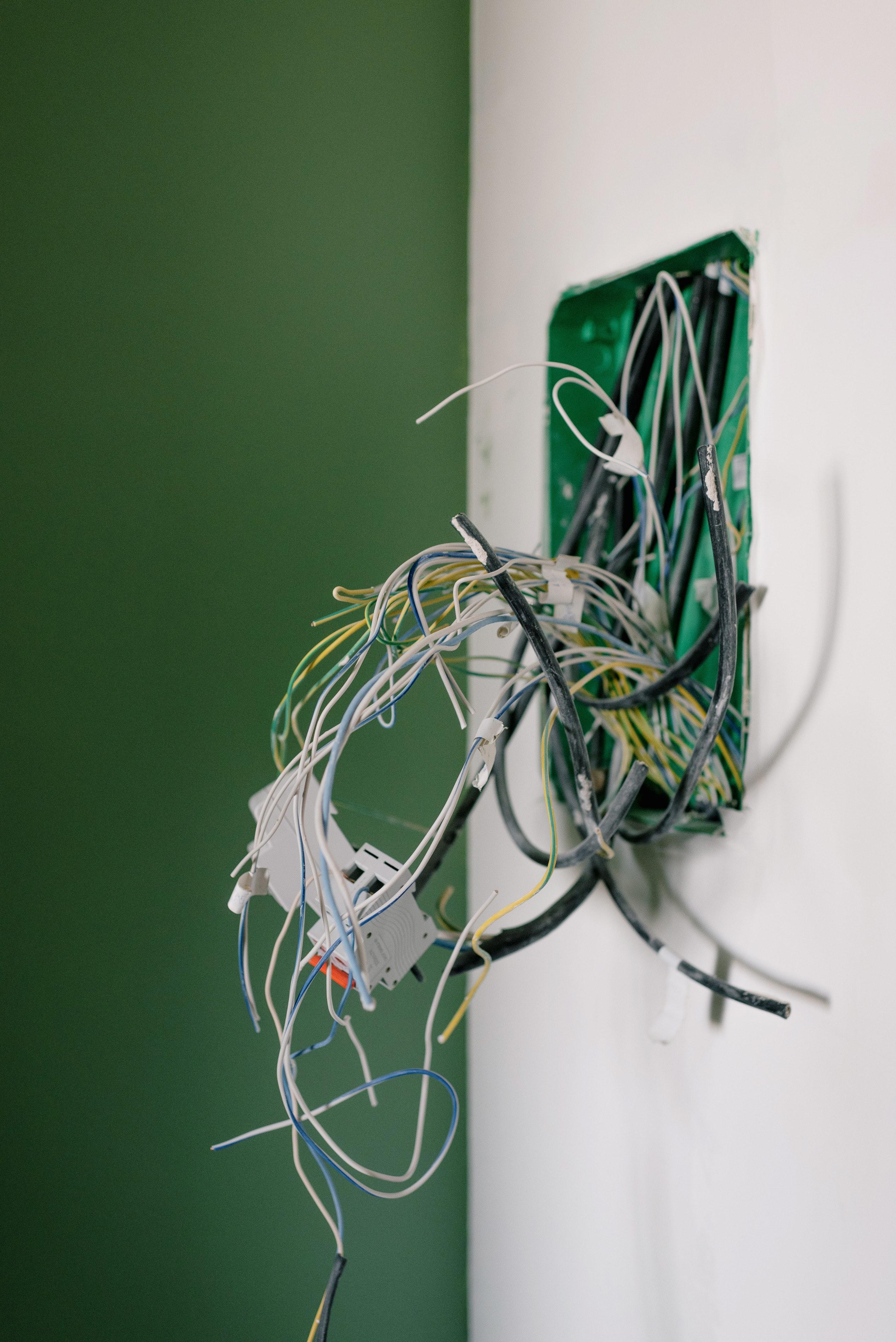 Wires, Wiring Problem