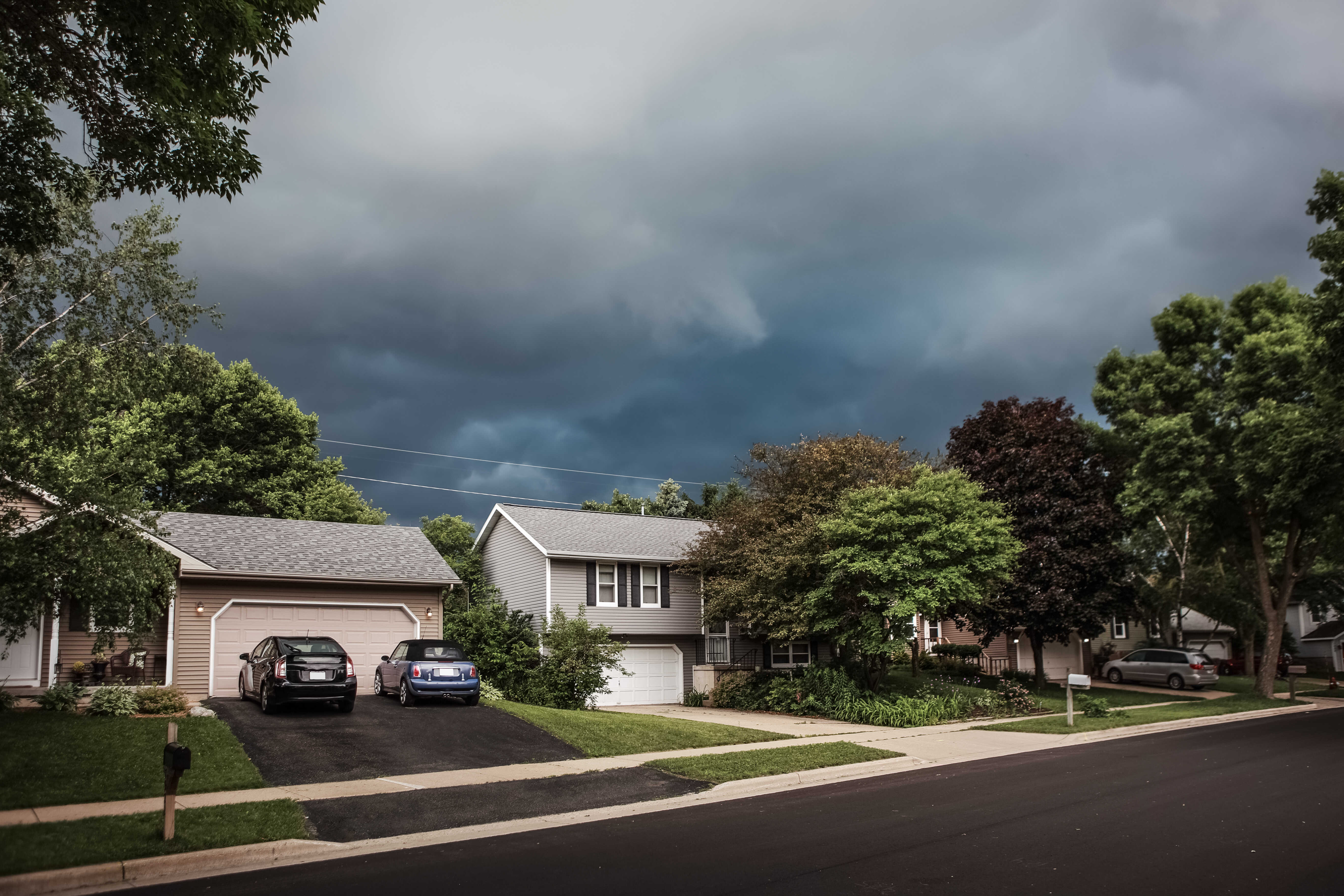 Severe Weather, Thunderstorms, Storm Approaching