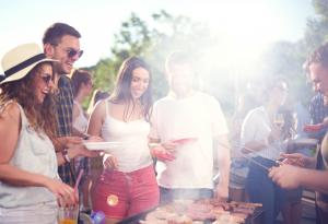 Grill, celebration, food, gathering, cookout