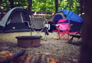 Camping, Campsite Etiquette, Outdoors