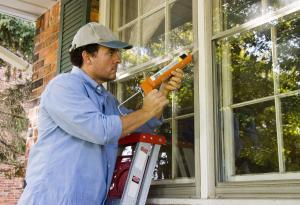Caulking Window, Window, Home Repairs