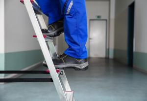 Climbing, Ladder, Ladder Safety