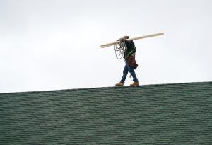 Roof Damage, Storm Damage, Repair