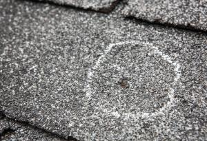 Hail Damage, Shingles, Roof, Roof Damage