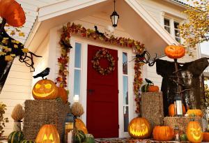 Halloween, Decor, Home Decor, Outdoors, Pumpkins
