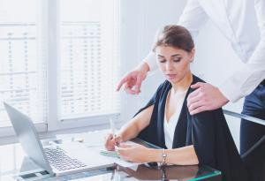 Sexual Harassment, Workplace, Inappropriate Behavior