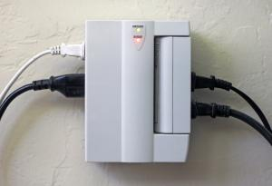 Surge Protector, Fire Safety, SPD