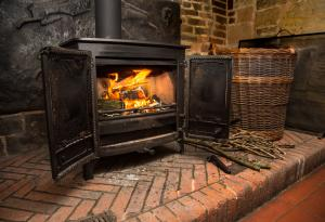 Wood Burning Stove, Fire, Fire Prevention
