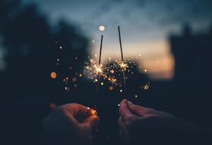 Firework Safety, Fire Prevention, Holidays, Summer, Sparkles
