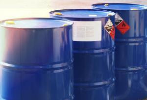 Combustible Liquids Container, Gas Storage, Hazard