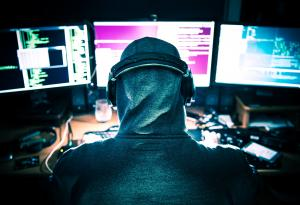 Hacker,Cyber Security, Cyber Crime, Technology