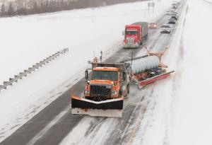 Winter, Snow Plow, Snow, Driver Safety