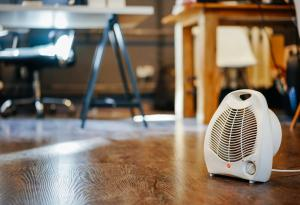 Fire Prevention, Fire Safety, Winter, Space Heater